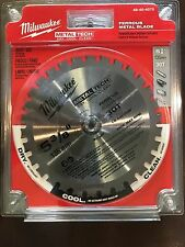 Brand new Milwaukee 48-40-4070 5-3/8-Inch 30T Ferrous Metal Blade Brand new
