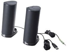 Dell AX210CR USB External Speakers (Black)
