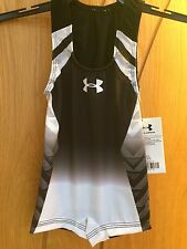 "Under Armour Boys Gymnastics Leotard  - CXS - 24/26""  - fantastic buy"