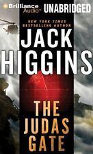 The Judas Gate 18 by Jack Higgins (2011, CD, Unabridged)