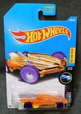 2017 Hot Wheels Car 304/365 HW Formula Solar - P/Q/International Case
