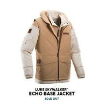 NEW SEALED XS Luke Skywalker Hoth Echo Base Collector's Jacket Columbia SOLD OUT