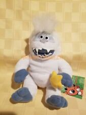 Cvs Rudolph the Red Nosed Reindeer Abominable Snowman Plush 1998 Tag