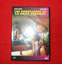 Los caballeros de la cama redonda  MOVIE DVD ALBERTO OLMEDO JORGE PORCEL