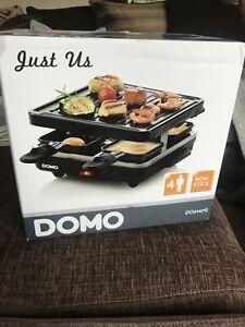 Domo Raclette Grill DO9147G - UK Stocked
