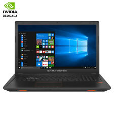 Portátiles y netbooks Windows 10 ASUS 17""