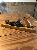 Stanley 1888 No. 26 Rule & Level Co. Wood & Metal Plane