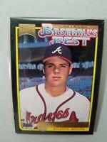1992 Topps McDonald's Baseball's Best #39 Ryan Klesko Sealed.