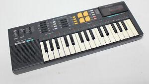 Vintage Casio SK8 LoFi 4 Bit Sampling Keyboard Sampler Synthesizer SK 8