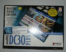Mirovideo DC30 Plus PCI Video Capture And Software with Breakout Box COMPLETE