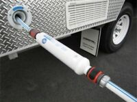 WF43 Explore Inline Water Filter Nanosilver RV Motorhome CAMPER Caravan Parts