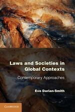Laws and Societies in Global Contexts: Contemporary Approaches (Law in Context),