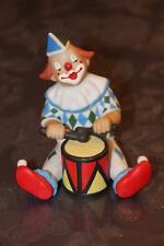 "Goebel Clown ""Luigi"", Trommler, ca 11 cm hoch"