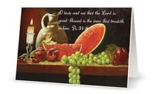 """Encouragement Greeting Card by """"Hope Through Cancer"""" inspirational, religious"""