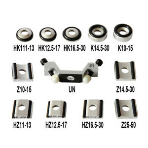 YUSHI Special Support Ring for Leeb Hardness Tester 12 pcs