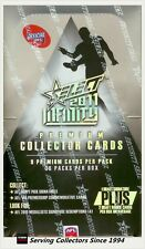 2011 Select AFL INFINITY Trading Card Factory Box (36 packs)-RARE!