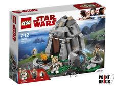 LEGO 75200 STAR WARS Addestramento ad Ahch-To Island - Luke Skywalker, Rey