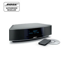 Bose Wave Music System IV Radio with CD/DAB - Silver RRP $799.00