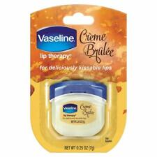 Vaseline Lip Therapy, Creme Brulee, 0.25 Ounce (Pack of 4)