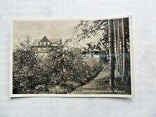 AK Triptis Wald Erholungsheim Rodaborn 1935 Gera Neustadt Orla Jena