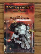 Classic BattleTech Miniatures: TRK-4V Triskelion Tripod Class Mech 20-5138