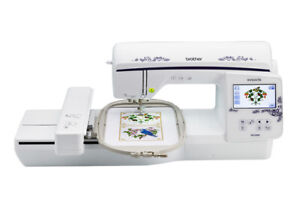 BROTHER NQ1600E Embroidery Machine…Brand New.  In Stock!  Ships today!