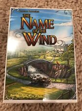 Brand New - The Name of the Wind Playing Cards Deck Limited Edition Green Back