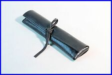 MONTBLANC AMK BERLIN black Leather pouch, etui for SL 2 Fountain pens Ballpoint
