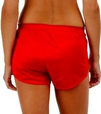 Dolfin Logo Red 3XL Shorts aerobic running 1st Hooters Uniform short Athleisure