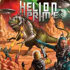 HELION Prime-Helion prime (NEW * US METAL * Iron parviendrait * Dream Evil * Star One)