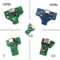 For PS 4  Controller Charging Port Motherboard 12P/14P Cable JDS 011 Connector