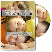 How to Cut Kids' Hair Video
