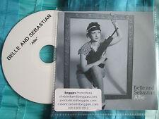 Belle And Sebastian ALLIE Matador Promo CD Single
