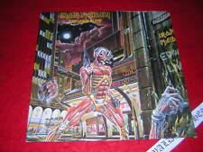 Iron Maiden - Somewhere in Time, EMI 0642405971 Vinyl LP 1986