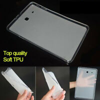 Ultra Thin Soft TPU Gel Silicone Case Cover Skin For Samsung Galaxy Tab A 3 4 S3