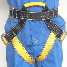 Resistente Imbragatura Sicuri Sicurezza Cinture Arrampicata in Montagna Gonna