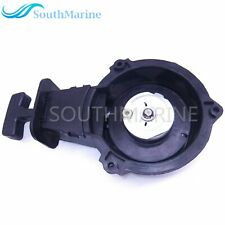 Boat Engine Pull Starter Assy for Hangkai 4.0HP 2 stroke Outboard Motors