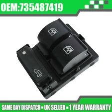 ELECTRIC WINDOW SWITCH BUTTON FOR PEUGEOT BOXER CITROEN RELAY FIAT DUCATO 6490X9