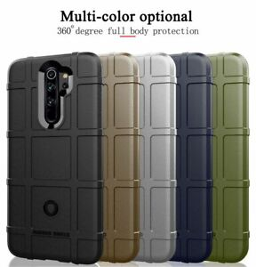 For Xiaomi POCO X3 NFC 10T Lite Strong Shockproof Rugged Shield Soft Case Cover