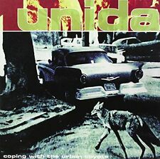 UNIDA - COPING WITH THE URBAN COYOTE (CD) Sealed