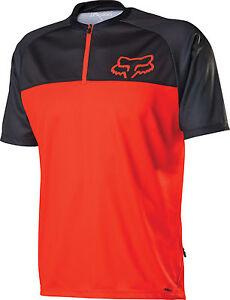 Fox Racing Ranger s/s Jersey Flo Orange