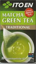 Ito En Japanese Green Tea Matcha 20 tea bags