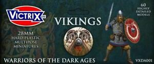 Victrix Viking Sprue With 8 Models