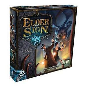 Elder Sign Call of Cthulhu Dice Game - New and Sealed - Core Set