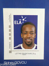 FRANCE 2010 timbre COLLECTOR GOVOU FOOTBALL SPORT ADHESIF neuf**, MNH STAMP