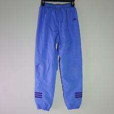 Adidas Blue/Purple Nylon Pants Size Girls XL (see measurements) - D3