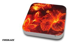 Skin Decal Wrap for Apple Mac Mini Desktop Computer Graphic Protector FIREBLAZE