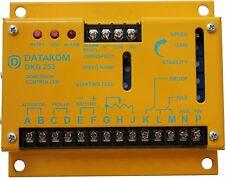 DATAKOM DKG-253 Controlador do controlador do motor gerador