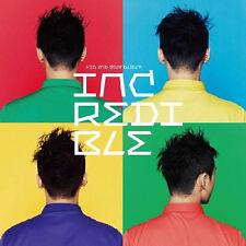 K-Pop Xia (Junsu) - Vol. 2 [ Incredible] (XIAH02)