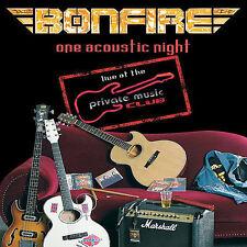 Bonfire One Acoustic Night CD